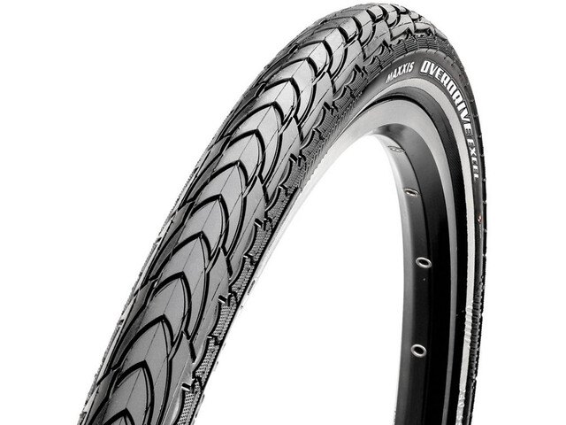 "Maxxis OverDrive Excel Cubierta 26 x 2,00"", Dual, alambre"